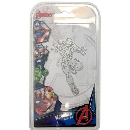 Disney - Cutting Dies - Marvel - Iron Man