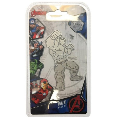 Disney - Cutting Dies - Marvel - The Hulk