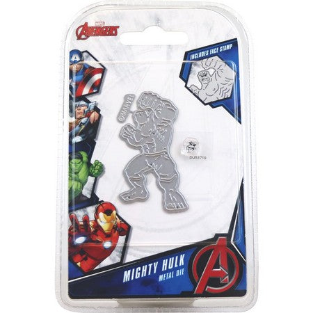 Marvel - Cutting Dies - Avengers - Mighty Hulk