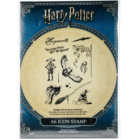 Disney - Stamps - Harry Potter Stamps