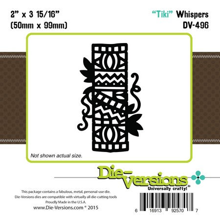 Die-Versions - Whispers - Tiki