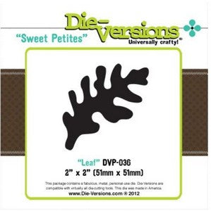 Die-Versions - Sweet Petites -  Leaf