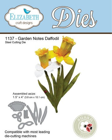 Elizabeth Craft Design - Daffodil