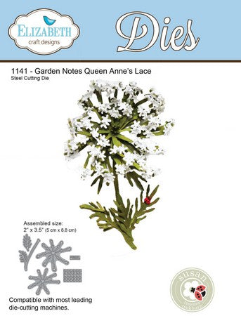 Elizabeth Craft Design - Queen Anne's Lace