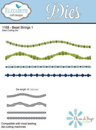 Elizabeth Craft Design - Bead Strings 1