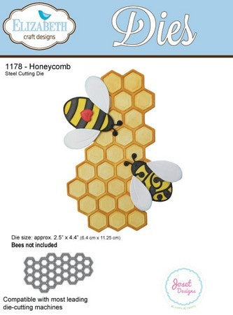 Elizabeth Craft Design - Honeycomb