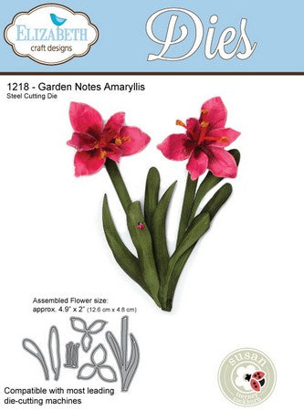 Elizabeth Craft Design - Amaryllis