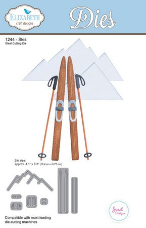Elizabeth Craft Design - Skis