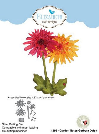 Elizabeth Craft Design - Gerbera Daisy