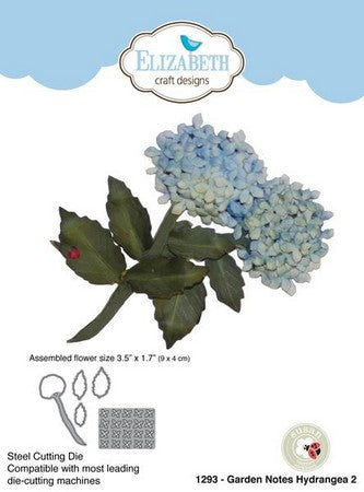 Elizabeth Craft Design - Hydrangea 2