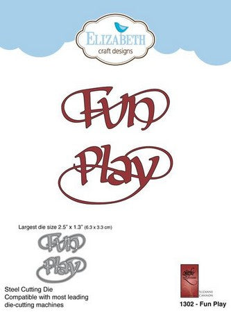 Elizabeth Craft Design - Fun Play