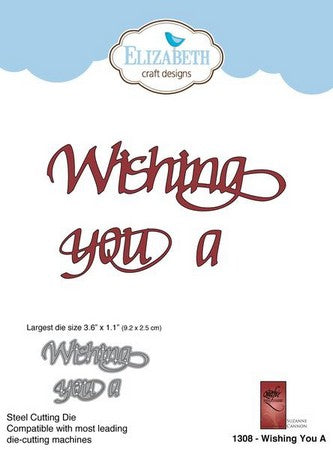 Elizabeth Craft Design - Wishing You A