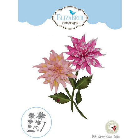 Elizabeth Craft Design - Dahlia