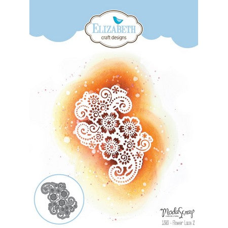 Elizabeth Craft Design - Flower Lace 2