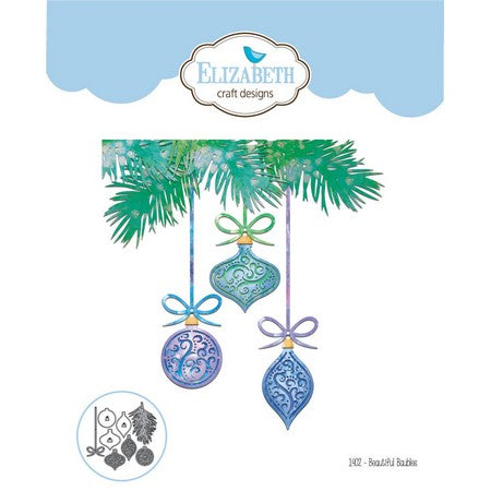 Elizabeth Craft Design - Beautiful Baubles
