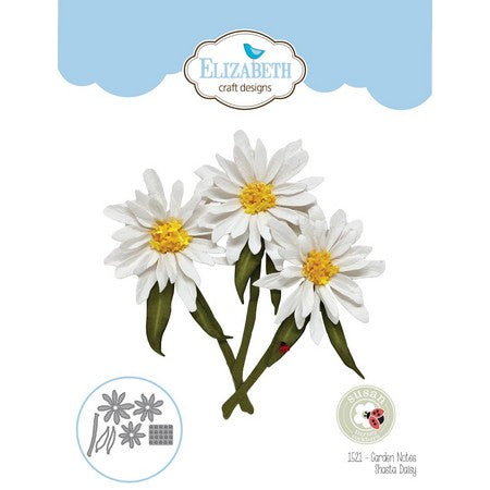Elizabeth Craft Design - Shasta Daisy