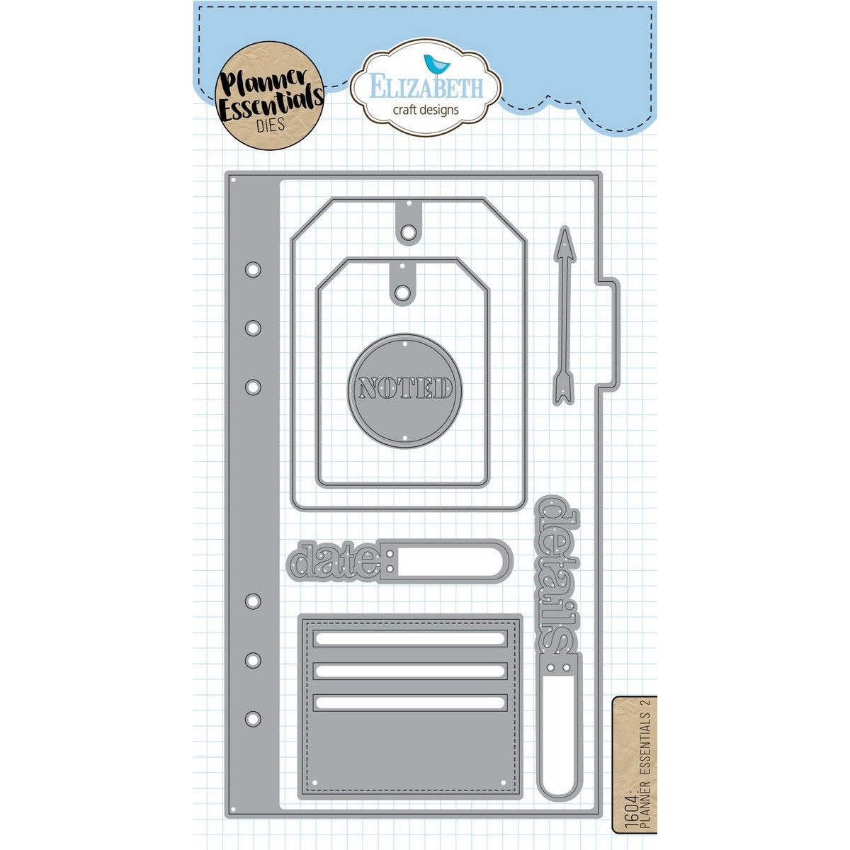 Elizabeth Craft Design - Planner Essentials 2