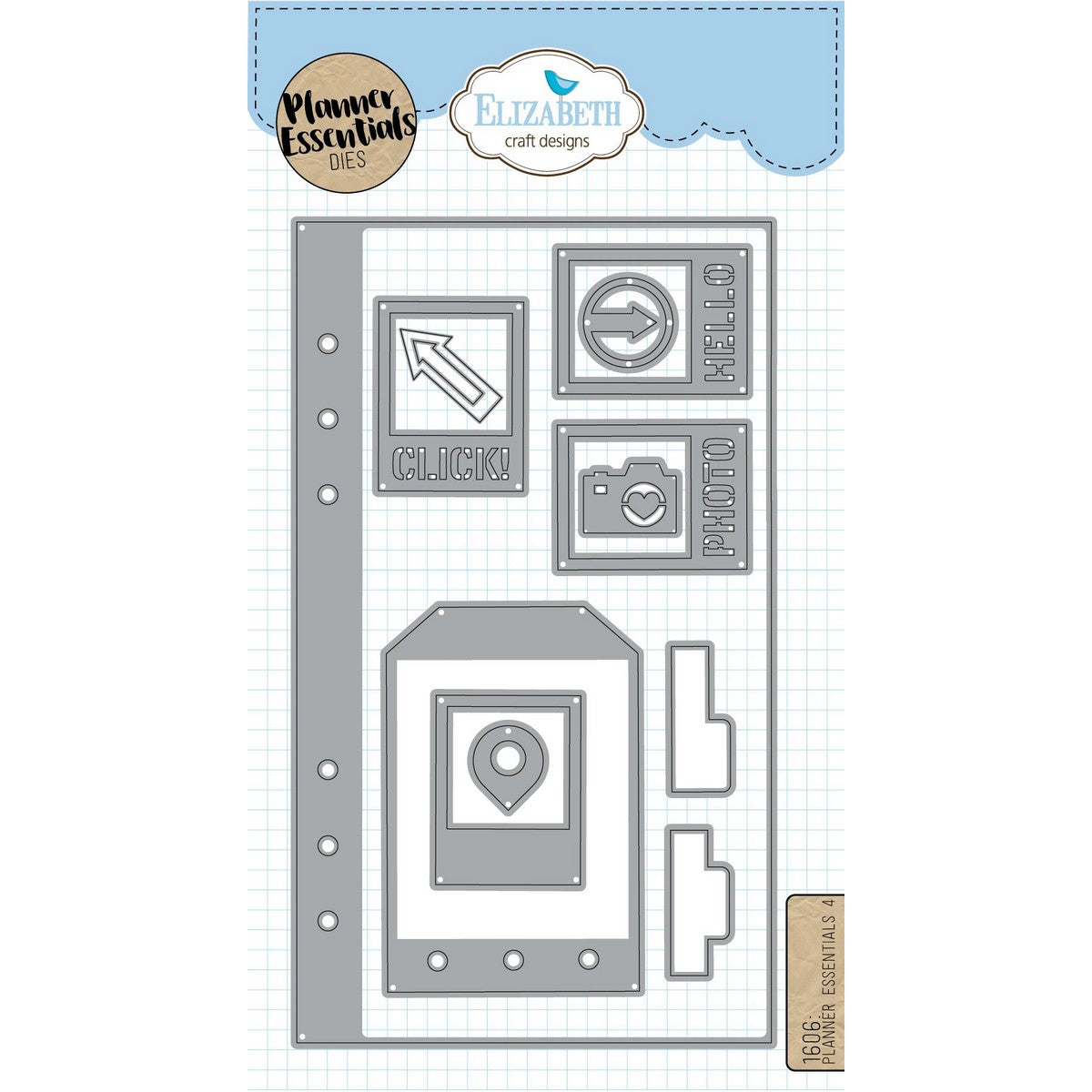 Elizabeth Craft Design - Planner Essentials 4