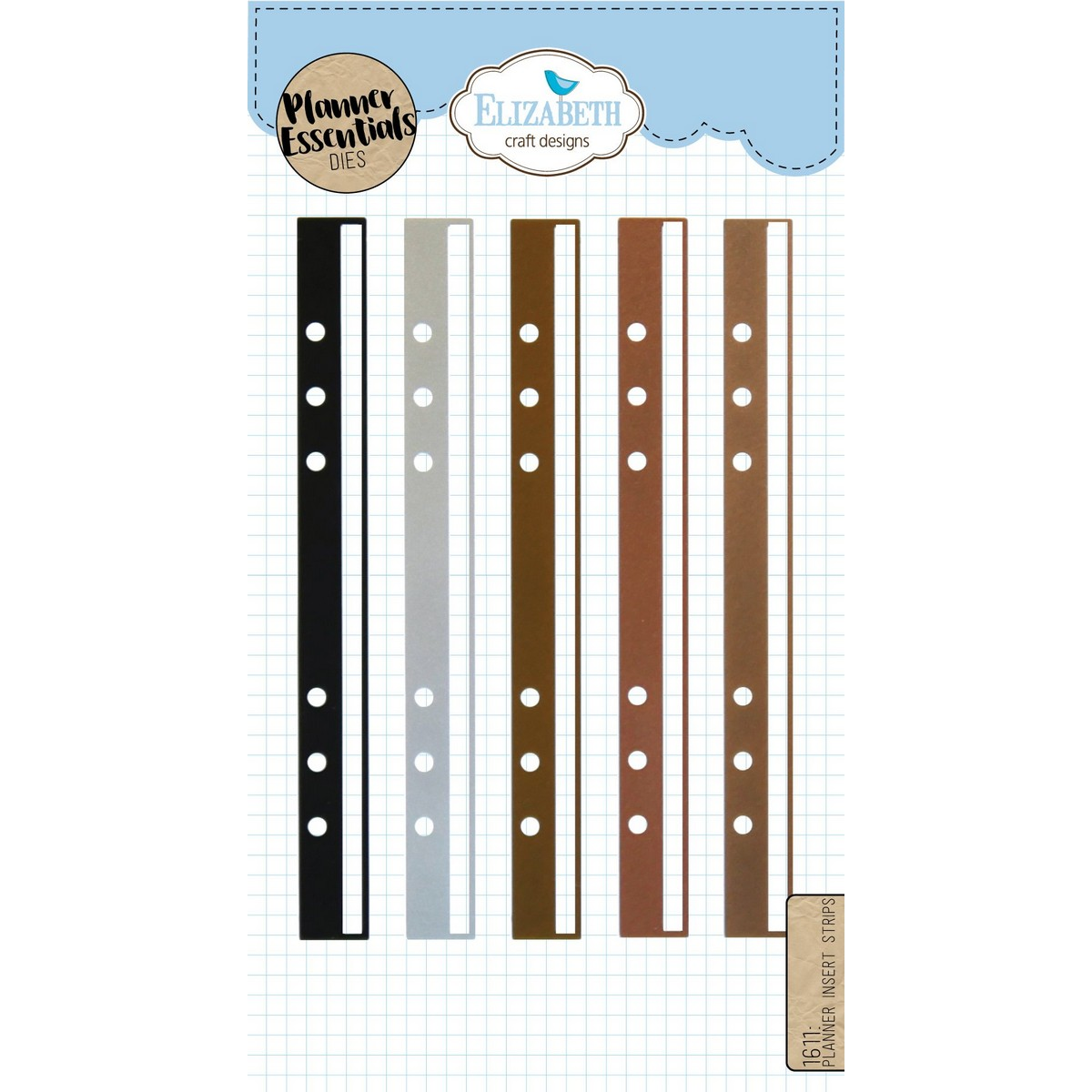 Elizabeth Craft Design - Planner Insert Strips