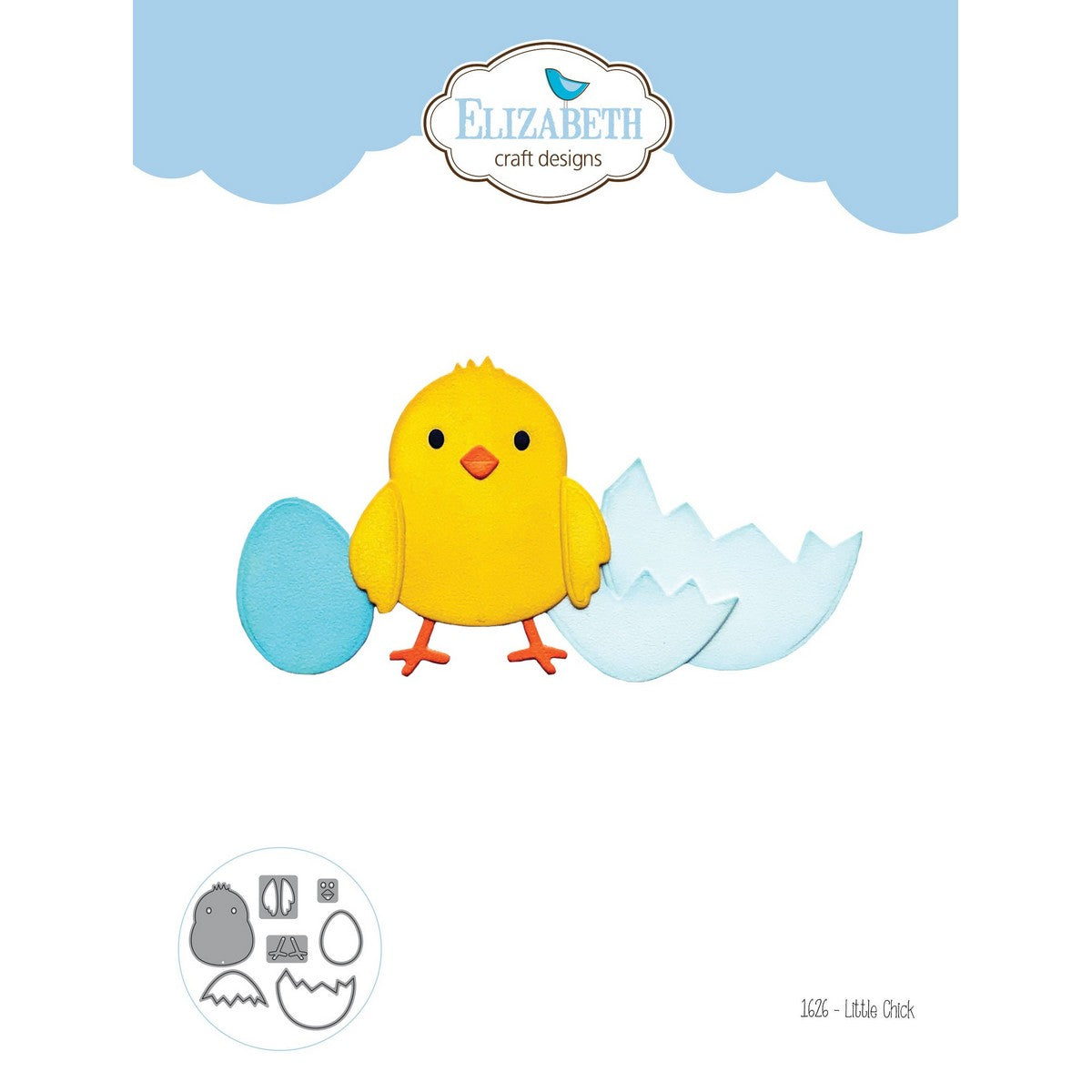 Elizabeth Craft Design - Little Chick