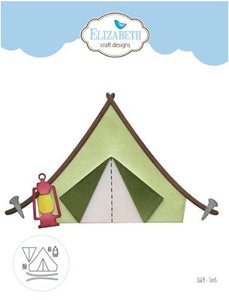 Elizabeth Craft Designs - Dies - Tent