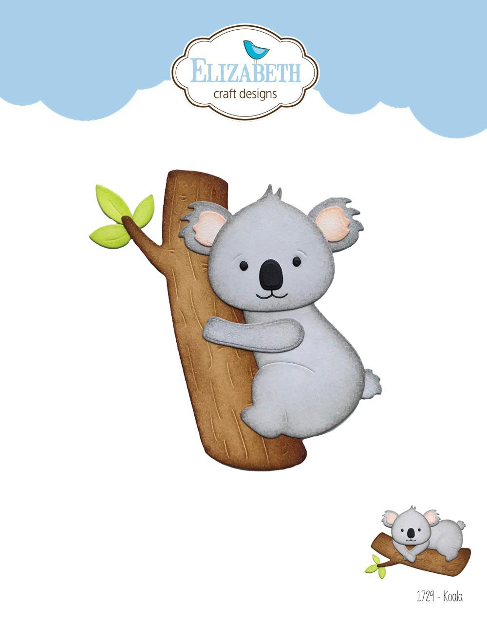 Elizabeth Craft Designs - Dies - Koala