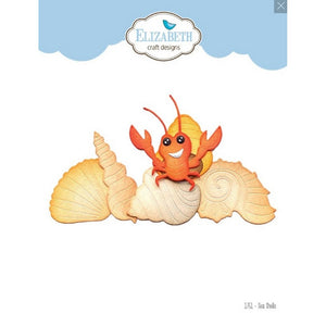 Elizabeth Craft Designs - Dies - Seashells