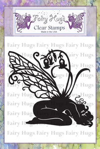 Fairy Hugs Stamps - Bluebell