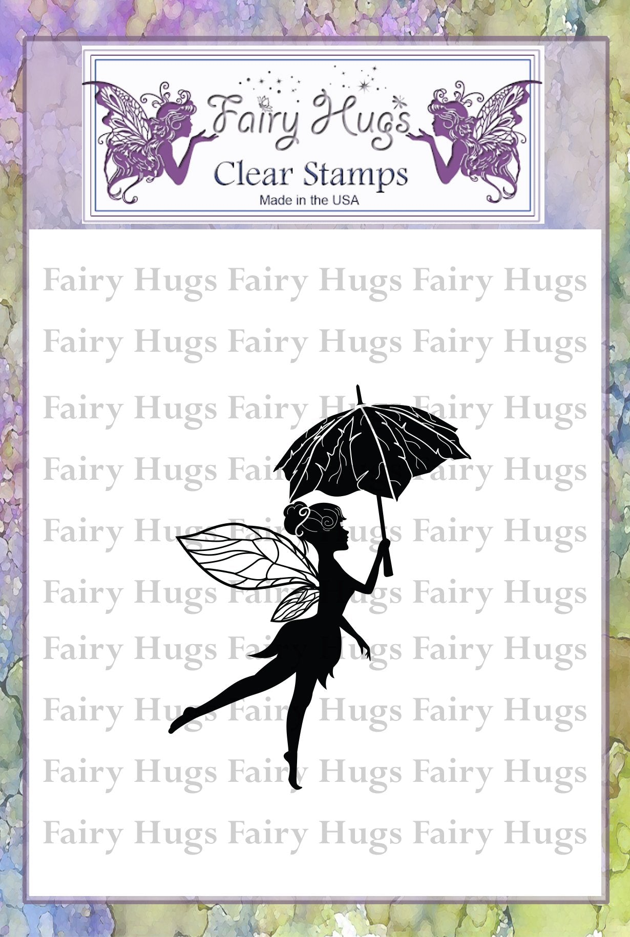 Fairy Hugs Stamps - April