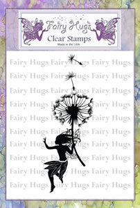 Fairy Hugs Stamps - Dandelia