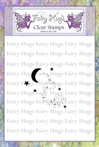 Fairy Hugs Stamps - Moon Dust