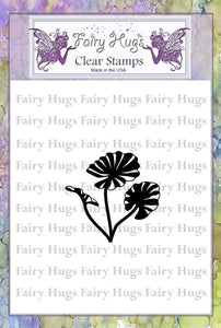 Fairy Hugs Stamps - Fan Plants
