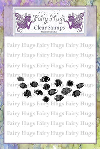 Fairy Hugs Stamps - Fish School