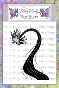 Fairy Hugs Stamps - Shower Mushroom