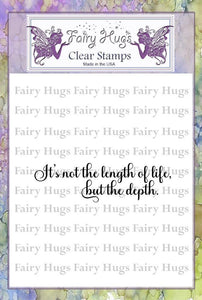 Fairy Hugs Stamps - Depth