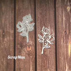 ScrapMan - Dies - Bloom