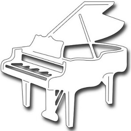Frantic Stamper - Baby Grand Piano
