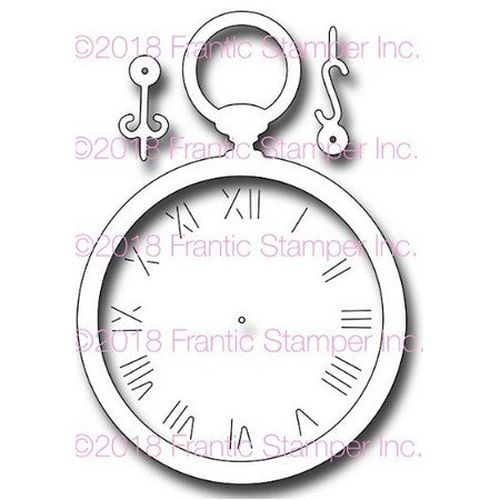 Frantic Stamper - Fob Watch