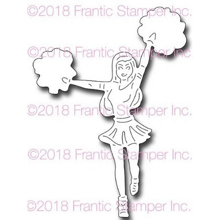Frantic Stamper - Cheerleader