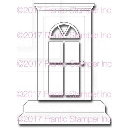 Frantic Stamper - Front Door Fun