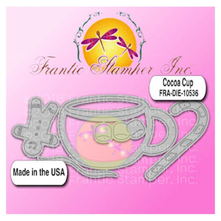 Frantic Stamper - Cocoa Cup