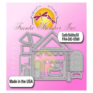 Frantic Stamper - Castle Building Kit