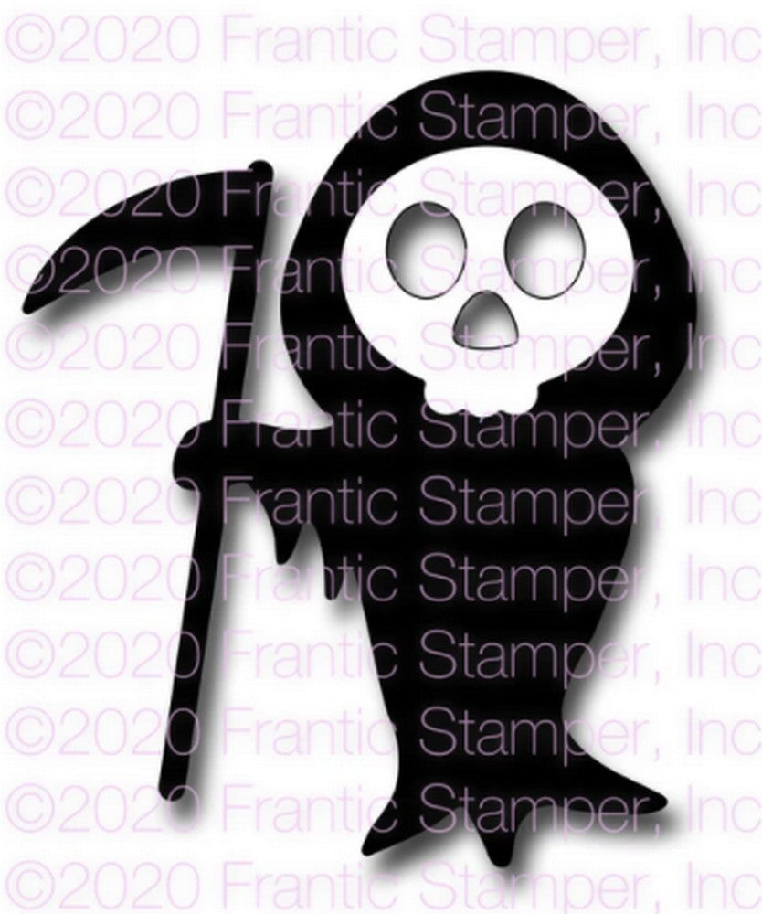 Frantic Stamper - Dies - Little Reaper