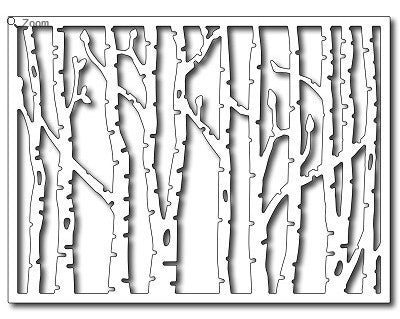 Frantic Stamper - Horizontal Birch Panel
