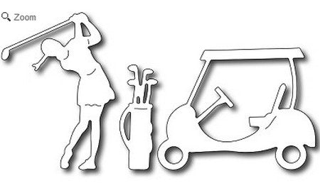 Frantic Stamper - Golf Companion Set