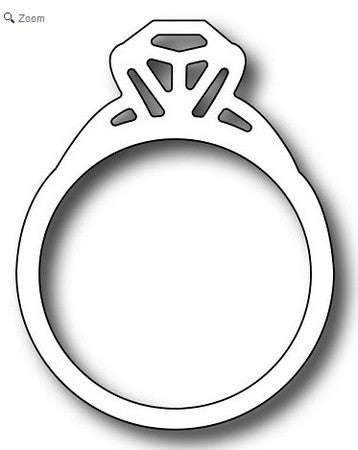 Frantic Stamper - Engagement Ring