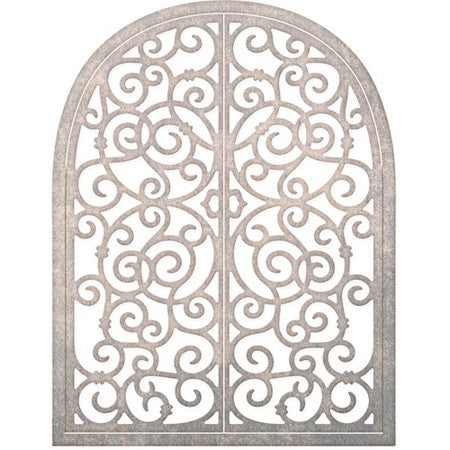 Cheery Lynn Designs - Wrought Iron Window
