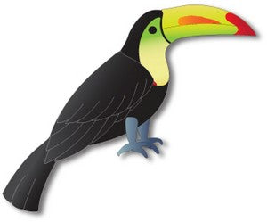 Dee's Distinctively - Toucan