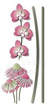 Dee's Distinctively - Secret Garden Flower Stems