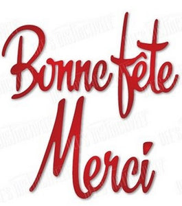 Dee's Distinctively - Bonne Fete / Merci